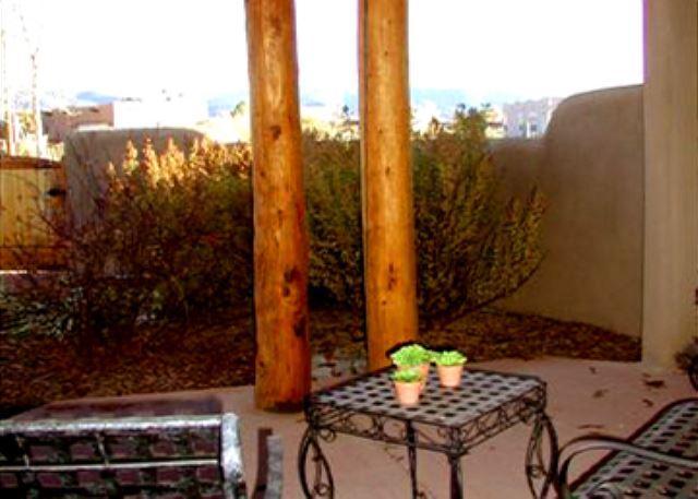 Taos rental private enclosed yard 3 masters fireplace panoramic view wifi dsl - Image 1 - El Prado - rentals