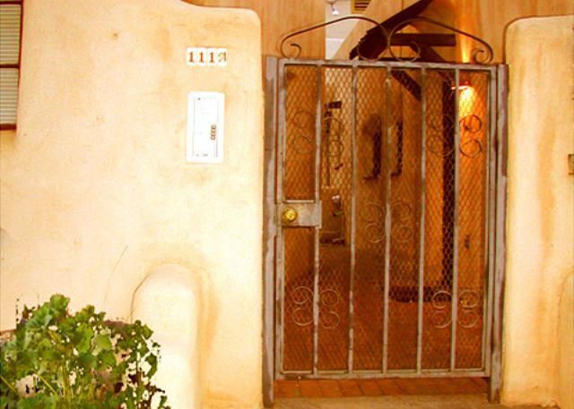 Taos historic casita walk to town taos studio high speed internet dsl - Image 1 - Taos - rentals