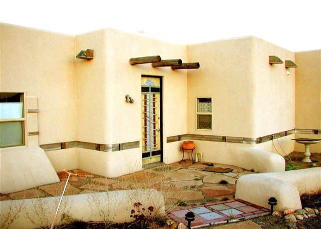 CASA TORTUGA - Casa Tortuga -Contemporary Upscale 2 Master Bedrooms Panoramic Views Hot Tub - El Prado - rentals