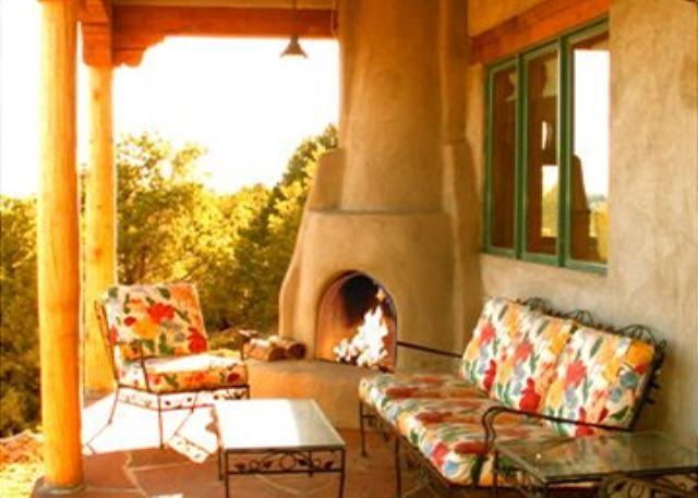 Air conditioned new addition, Private, semi secluded, Million Dollar Views - Image 1 - Arroyo Hondo - rentals