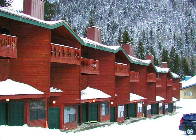 TWINING 5 - Twining 5  Walk to Lift (3-5 Minutes) Fireplace, Balcony Deck Mountain View - Taos Ski Valley - rentals