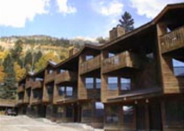 Taos Ski Valley Condo - 2 minute walk to lifts - Image 1 - Taos Ski Valley - rentals