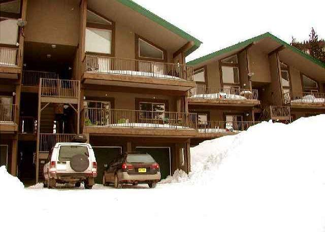 Taos ski in ski out condo sleeps 4 new construction dish washer - Image 1 - Taos Ski Valley - rentals