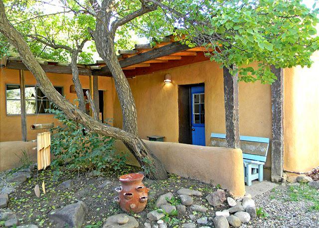 Alfreds Cabin /Casita Guest house attached to Alfreds House in Town - Image 1 - Taos - rentals