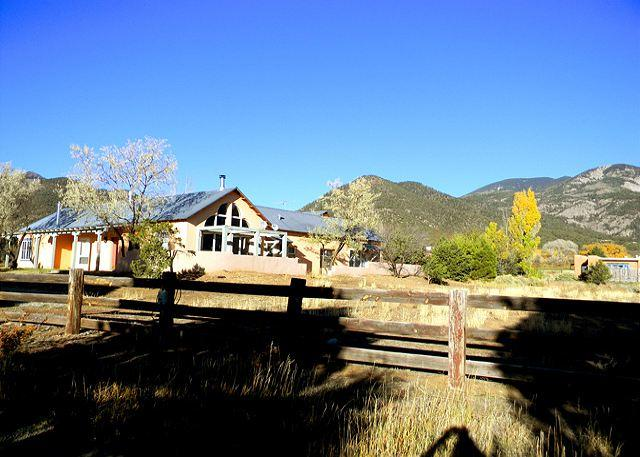 Taos Alta Cresta #4 bedrooms - Great Views Arroyo Seco 4 Master Bedrooms Hot Tub - Arroyo Seco - rentals