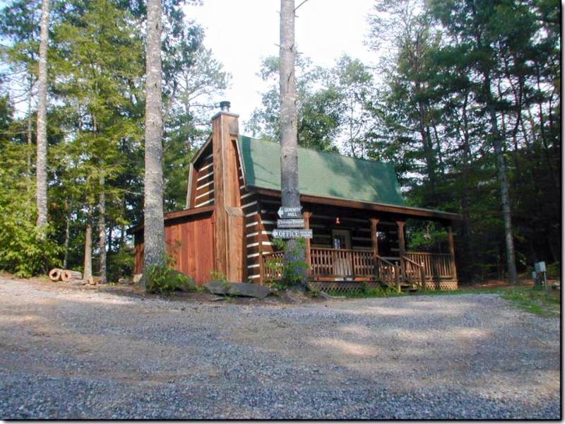 Cozy mountain cabin - Moonshine Ridge - Cozy mountain cabin - Townsend - rentals