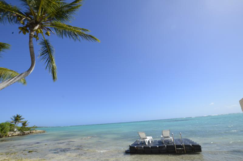beach front villa Boubou - Luxury Villa in Guadeloupe waterfront & golf  5 * - Saint-François - rentals