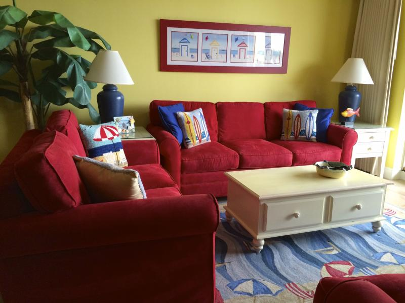 Beachfront, Poolside, First Floor Condo at Azure! - Image 1 - Fort Walton Beach - rentals