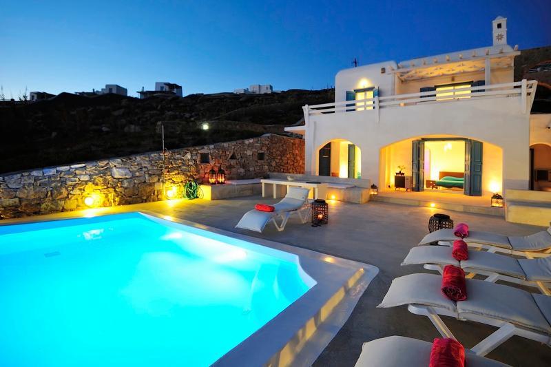 Villa Papademos - Image 1 - Mykonos - rentals