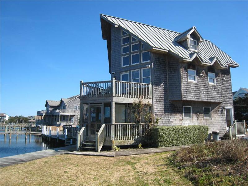 Net House - Image 1 - Ocracoke - rentals