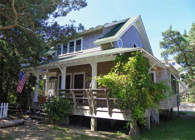 Wisteria Cottage - Image 1 - Ocracoke - rentals
