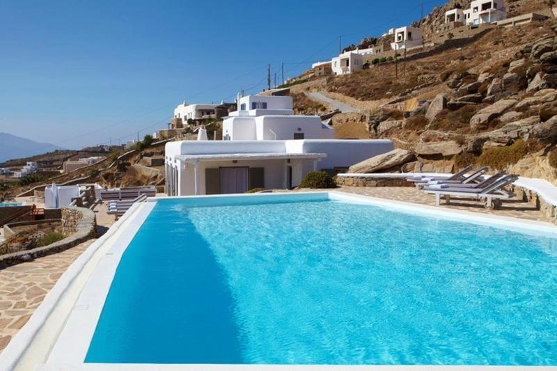 Villa Archimedes - Image 1 - Mykonos - rentals