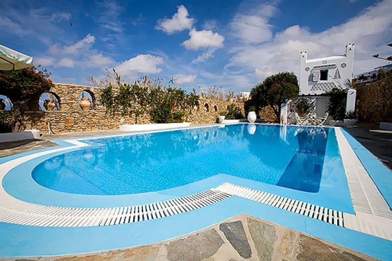 Villa Meleager - Image 1 - Aggelika - rentals
