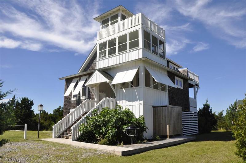 Blue Skies - Image 1 - Ocracoke - rentals