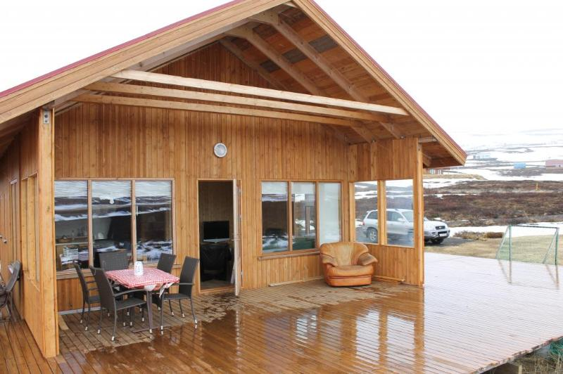 Lundskogur Cottage - Image 1 - Akureyri - rentals