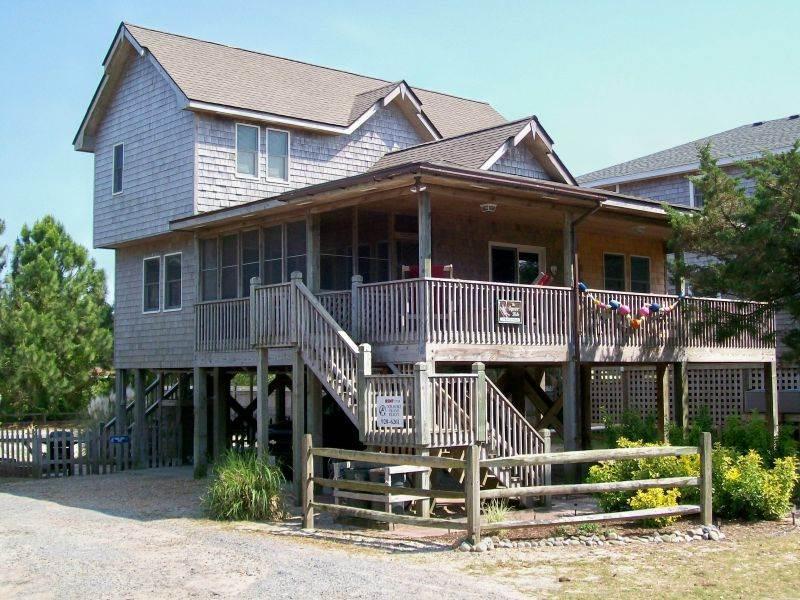 Oyster Slide - Image 1 - Ocracoke - rentals