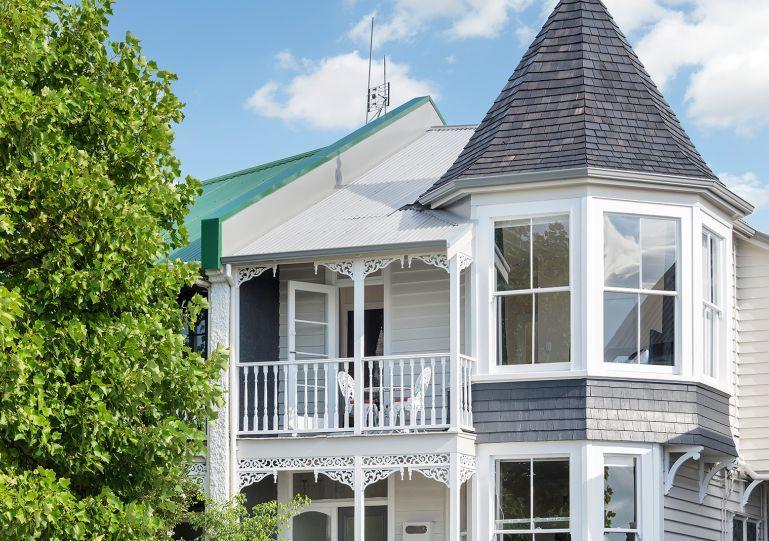 Villa Grey lynn - Pretty Character Filled Apartment On Top Floor Of Refurbished Villa In Grey Lynn - Herne Bay - rentals