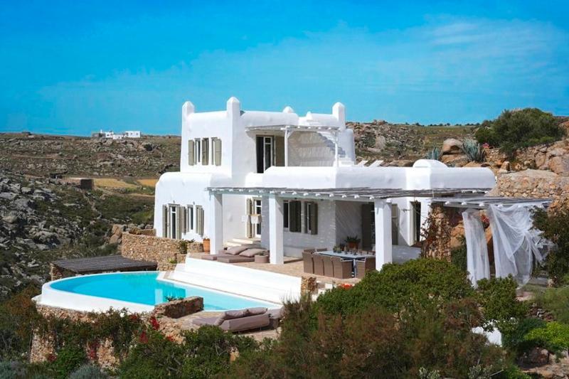 Villa Hypatia - Image 1 - Mykonos - rentals