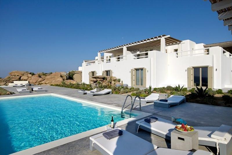 Villa Papandreou - Image 1 - Mykonos - rentals