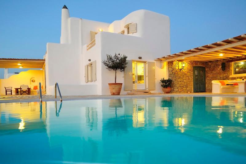 Villa Panagioti - Image 1 - Mykonos - rentals