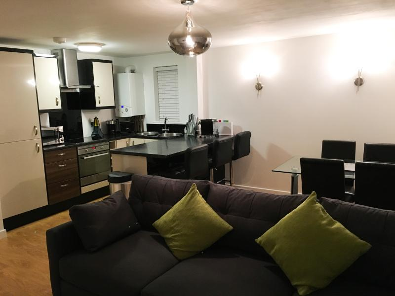 Stunning Contemporary Apartment - Image 1 - Bournemouth - rentals