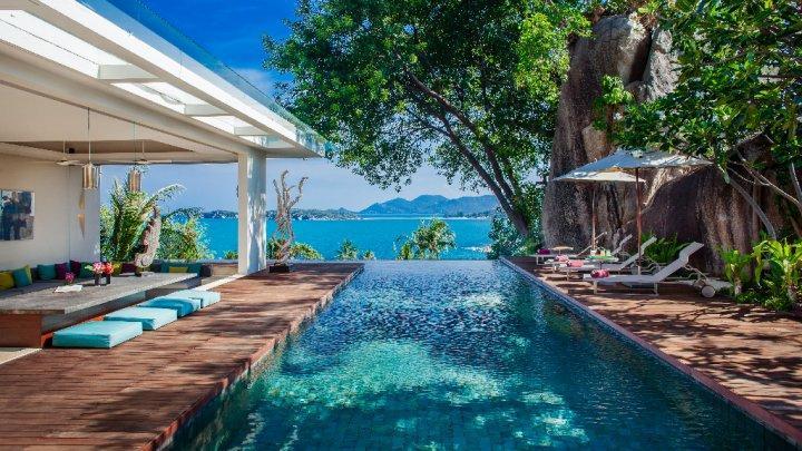 Villa Hin Koh Samui - Villa Hin - 5 Bedroom Luxury Villa - Choeng Mon - rentals