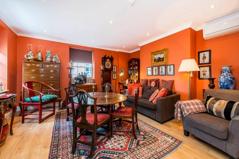 Mayfair - 1 Bedroom with A/C  (4445) - Image 1 - London - rentals