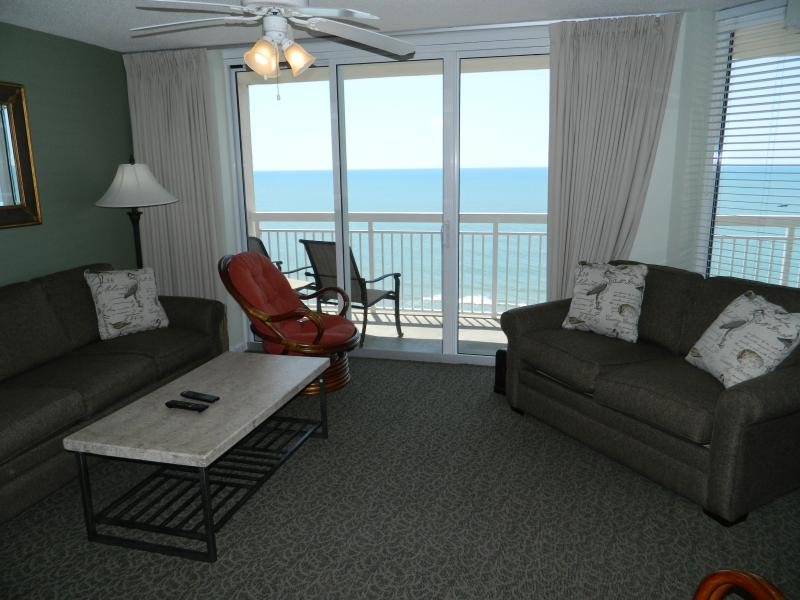 What a View! - Superb Oceanfront 3 BR 3 BA-Pool-Lazy River - North Myrtle Beach - rentals