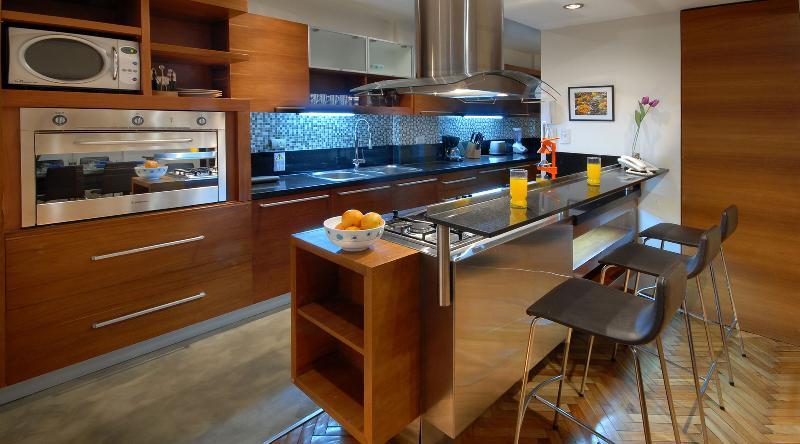kitchen - Recoleta HUGE 2 bedroom (RC3) Excellent location! - Buenos Aires - rentals