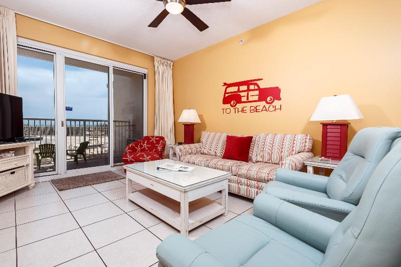 """Summer Place Unit 107"" Great for Kids, Stocked just for them, Walk right out the patio deck to the - Image 1 - Fort Walton Beach - rentals"
