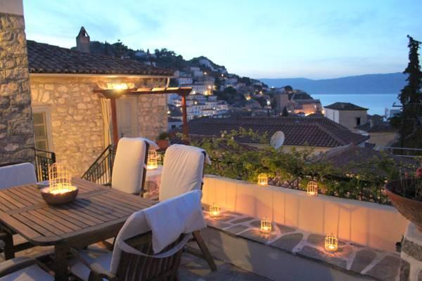 2 floor dream view villa - Image 1 - Hydra Town - rentals