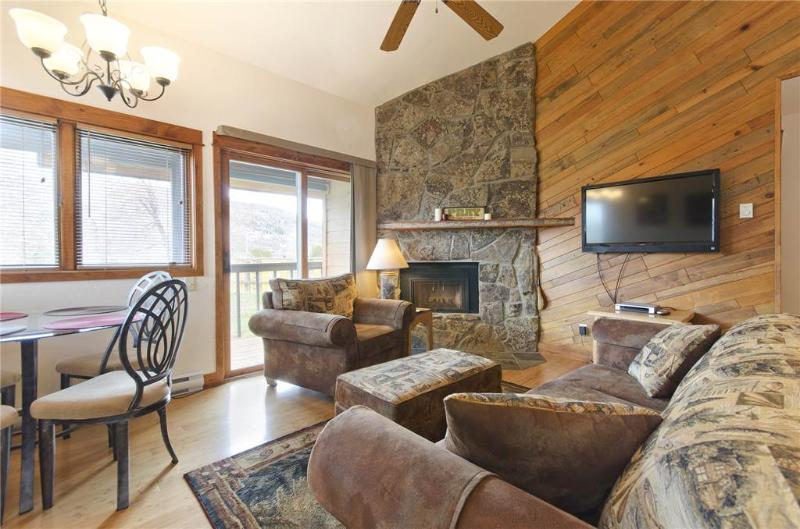 The Pines Condominiums - P303B - Image 1 - Steamboat Springs - rentals