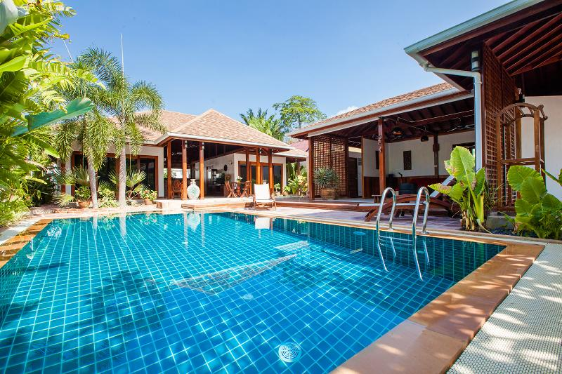 Swimming pool - Baan Rengron - Ao Nang - rentals