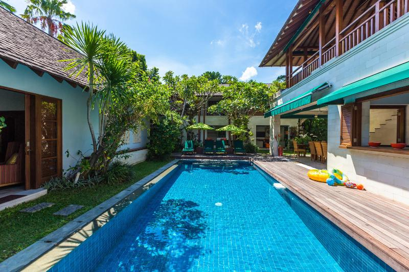 The Pool - Luxury, secure 4 bedroom close to Oberoi and beach - Seminyak - rentals