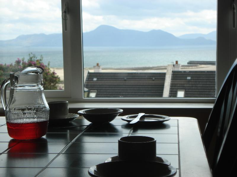 Start  your day with this view - Super View,Clew Bay, Mulranny, Co. Mayo West Coast - Mulranny - rentals