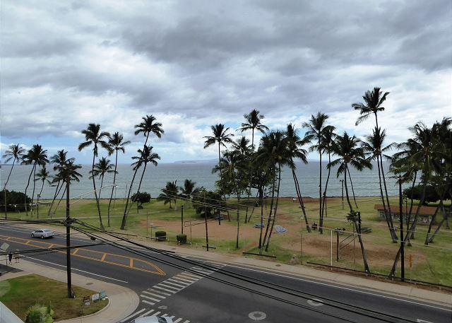 Island Surf 505 ~ Best deal in town!  Ocean view with full kitchen! - Image 1 - Kihei - rentals