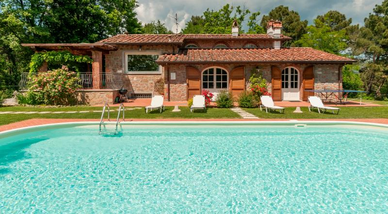 Villa Caterina - Villa Caterina: Wonderful Villa with pool in Tuscany country side, near Lucca - Lucca - rentals