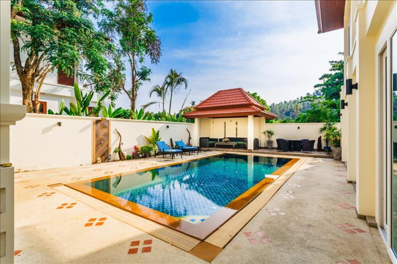 Baan Kaja, 3 bedroom paradise & private pool near beach! - Image 1 - Bang Tao - rentals