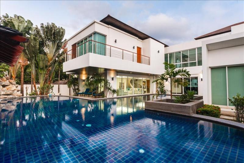 Private pool & 5 bedrooms Luxury villa in Kamala! - Image 1 - Kamala - rentals