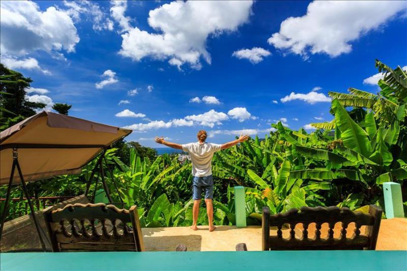 Vista Villa - sea view private pool house for 9! - Image 1 - Patong - rentals