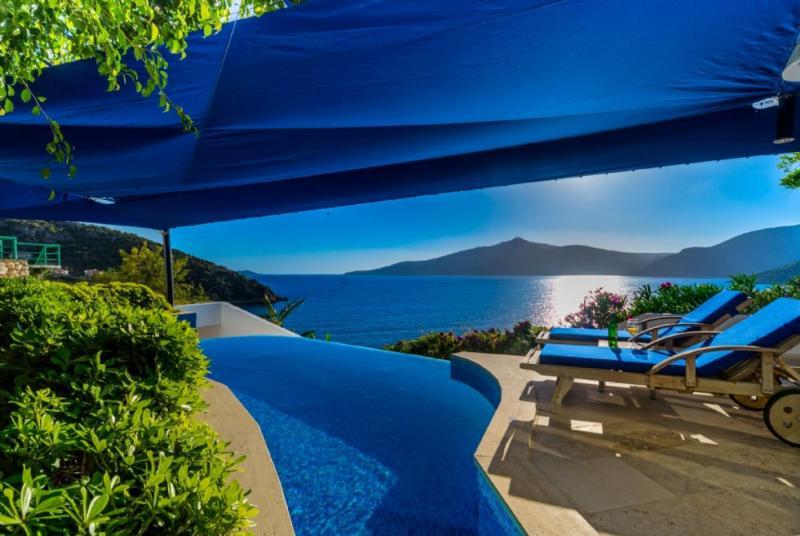 Sun Villa - The White Collection - Image 1 - Kalkan - rentals