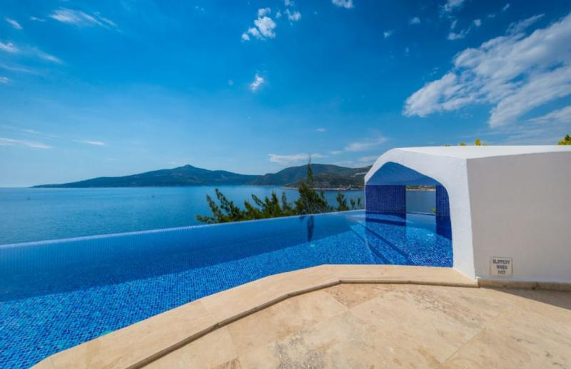 Sky Villa - The White Collection - Image 1 - Kalkan - rentals