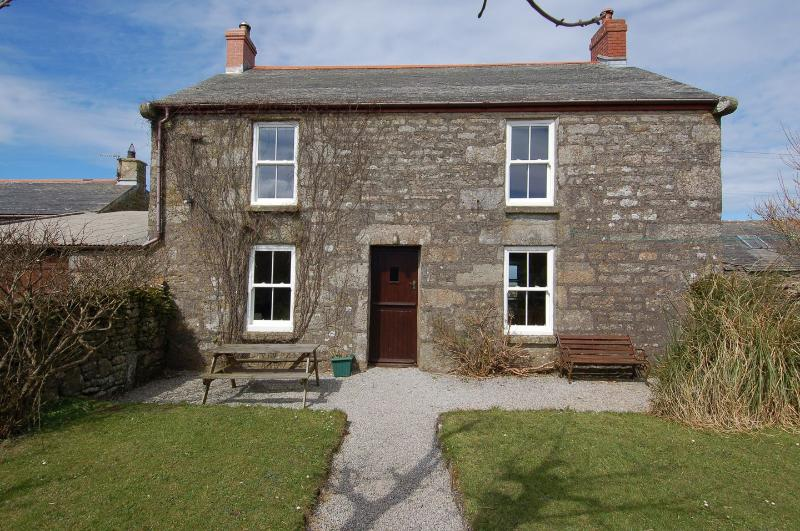 The Old Farmhouse - Image 1 - Pendeen - rentals