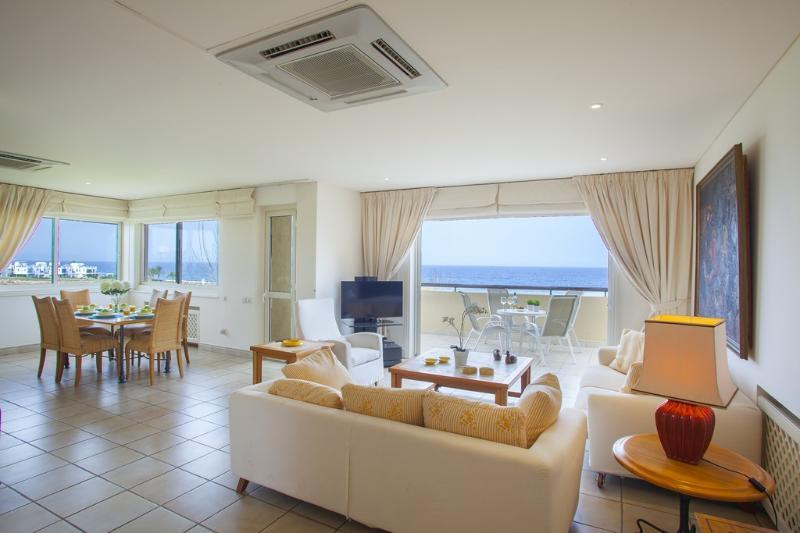 PRSB202 Alia Sirina Seafront Suite - Image 1 - Protaras - rentals