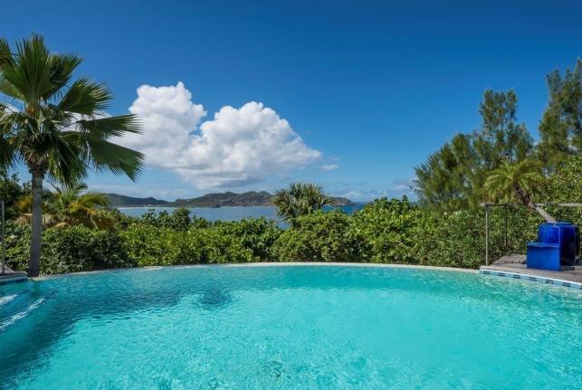Villa Mandarine Bleue St Barts Rental Villa Mandarine Bleue - Image 1 - Gustavia - rentals