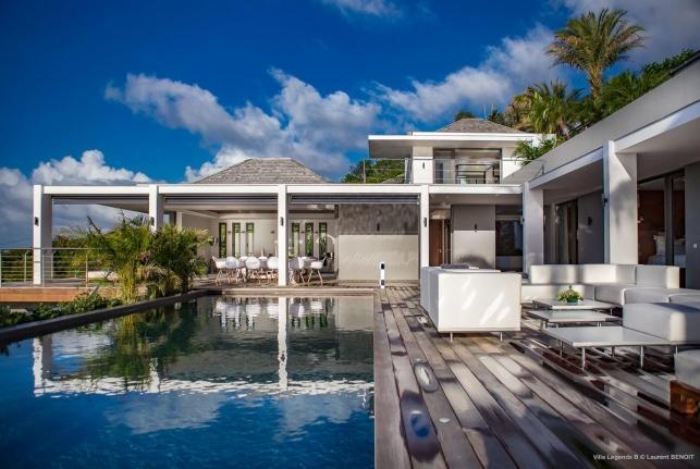 Villa Legends B St Barts Rental Villa Legends B - Image 1 - Gouverneur - rentals