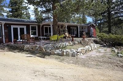 Quiet Cozy Home in the Woods - Blue Ridge Haven - Allenspark - rentals