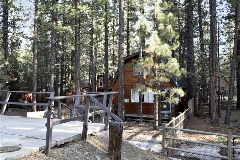 A Charming Cabin - Image 1 - Big Bear City - rentals