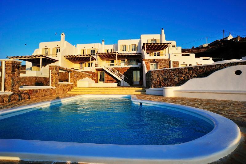 Villa Chios - Image 1 - Ornos - rentals