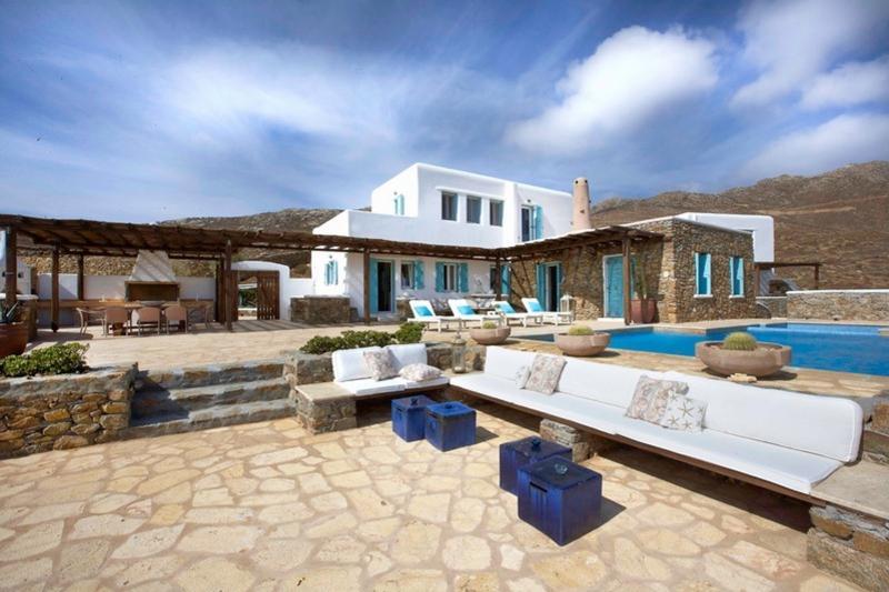 Villa Yannaras - Image 1 - Panormos - rentals